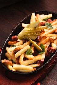Жареный картофель бро - Фото