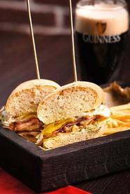 Клаб сэндвич Brooklyn - Фото