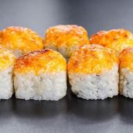 Запеченный с лососем терияки Фото