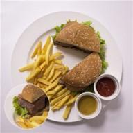 """Бургер """"Чили"""" говядина Фото"""
