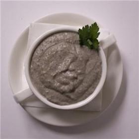 Суп-пюре из грибов - Фото