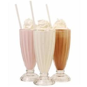 Молочный коктейль в ассортименте - Фото