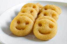 Картофельные смайлы - Фото