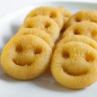 Картофельные смайлы Фото