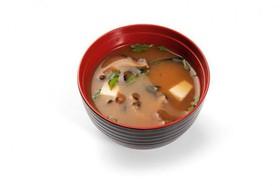 Мисо суп с морепродуктами - Фото