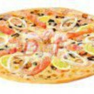 Пицца Маринара сливочная Фото