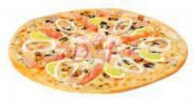 Пицца Маринара сливочная - Фото