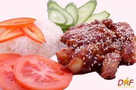 Курица в соусе терияке - Фото
