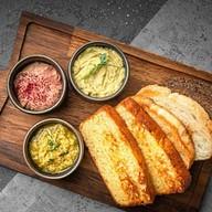 Намазки на хлеб Фото