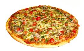 Пицца «Деревенская» - Фото