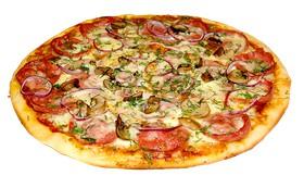 Пицца «Сальмоне» - Фото