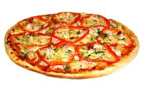 Пицца «Тропикана» - Фото