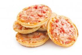 Мини-пицца Салями - Фото