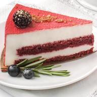 Красный бархат пирожное Фото