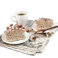 Эстерхази пирожное Фото