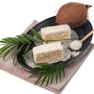Кокосовое пирожное Фото