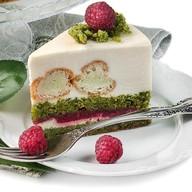 Малахитовая шкатулка пирожное Фото