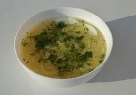 Суп-лапша - Фото