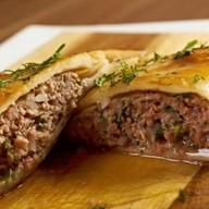 Кутаб с мясом Фото