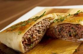 Кутаб с мясом - Фото