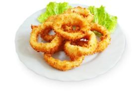 Кольца кальмара в кляре - Фото