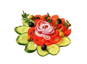 Овощной букет - Фото