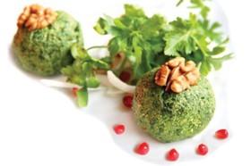 Пхали из зеленой фасоли - Фото