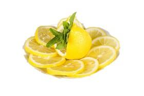 Лимонная нарезка - Фото