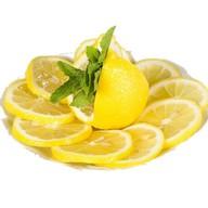 Лимонная нарезка Фото
