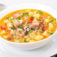 Рыбный суп Фото