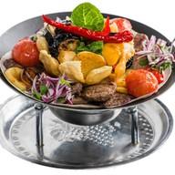 Мясо по-тбилисски Фото