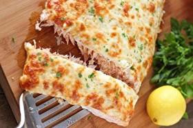 Семга с сыром по-грузински - Фото
