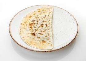 Кутаб с сыром и зеленью - Фото