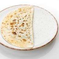 Кутаб с сыром и зеленью Фото