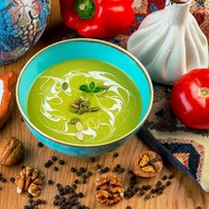 Крем-суп с брокколи Фото