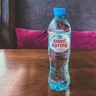 Вода питьевая Святой источник Фото
