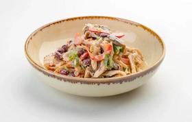 Салат из куриной грудки - Фото