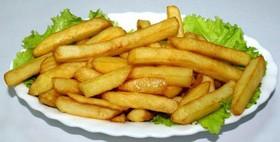 Картофель фри. - Фото