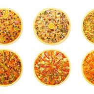 Пицца сет Большой Фото