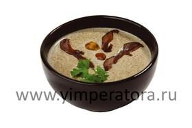 Грибной суп-крем - Фото