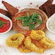 Колбаски-гриль с говядиной Фото