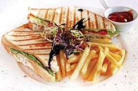 Сэндвич клубный - Фото