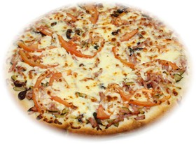 Пицца «Марина» - Фото