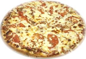 Пицца сборная мясная - Фото