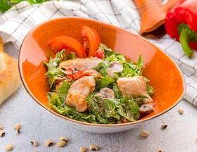 Цезарь по-грузински салат - Фото