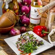 Салат из баклажанов Фото