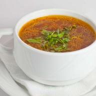 Суп со свининой Фото