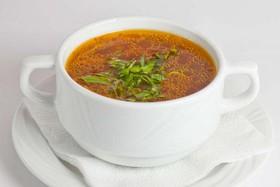 Суп со свининой - Фото
