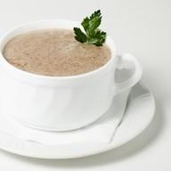 Грибной суп пюре Фото