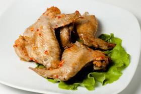 Крылышки в кисло-сладком соусе - Фото